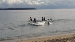 These kids were awesome surfers!